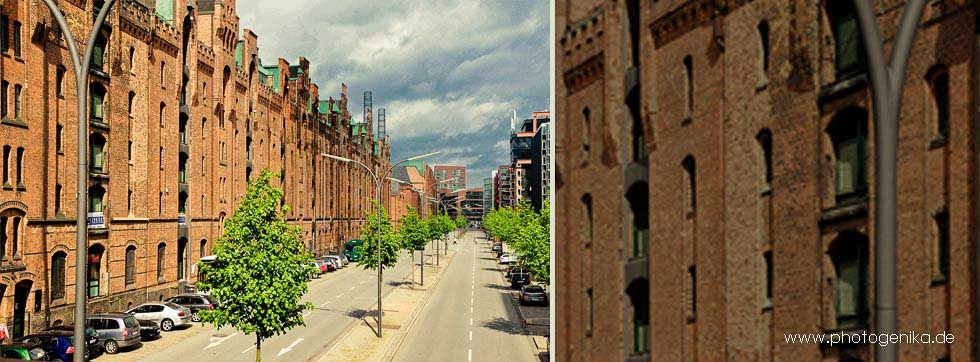 Architekturfotografie München architekturfoto einer straßenkette architekturfotografie münchen