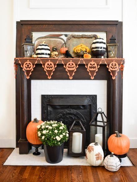 65+ DIY Halloween Decorations  Decorating Ideas Halloween ideas - halloween decorations indoor ideas