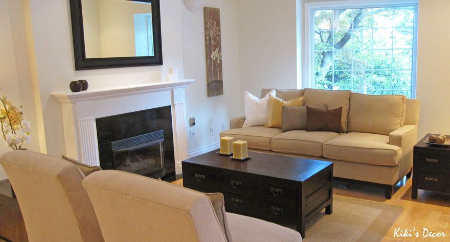 Arranging Furniture Around A Fireplace Apartment Furniture