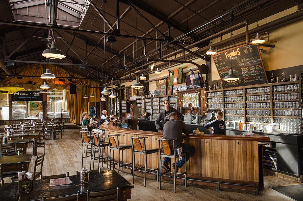 Founder\'s-Brewing-Tasting-Room | Tasting Room | Pinterest | Room ...