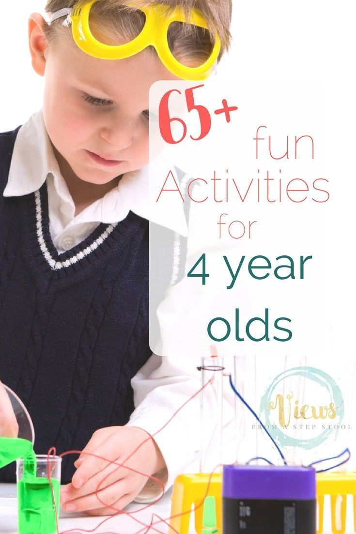 65 fun activities for 4 year olds activities for 5 year