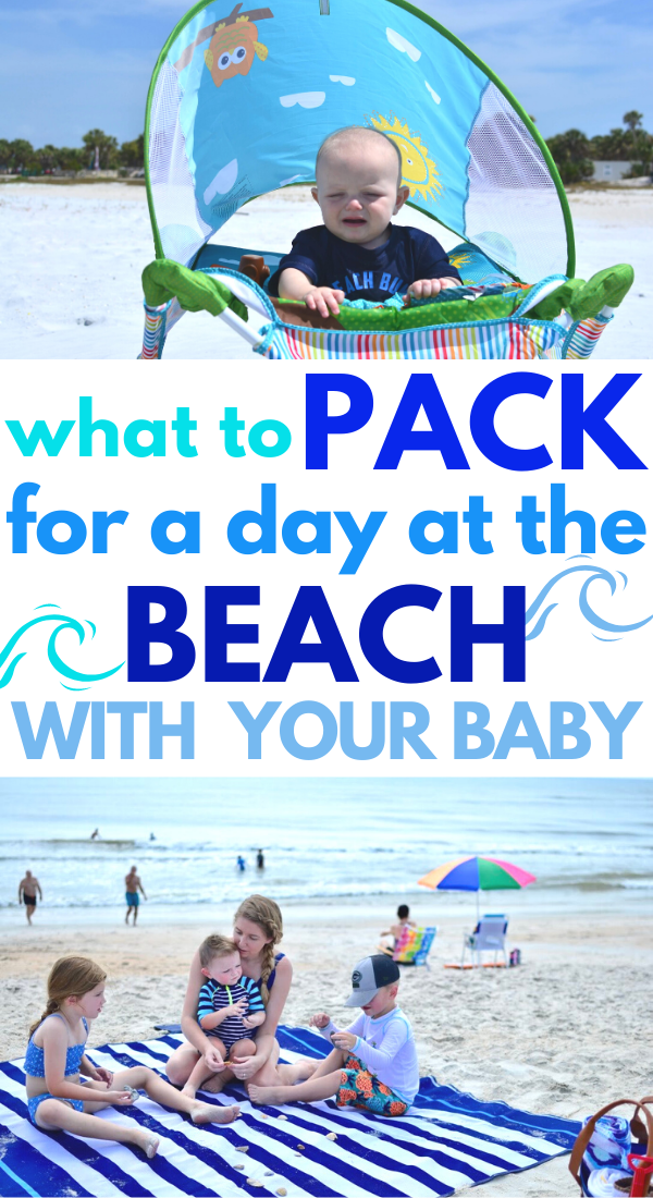 How To Take Your Baby To The Beach Plus Baby Beach Essentials A Mom Explores Beach Baby Beach Vacation Unique Vacations
