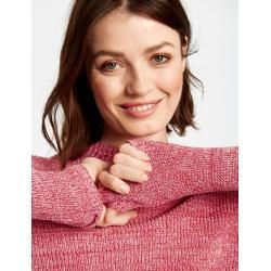 Photo of Sweater with turtleneck red typhoon
