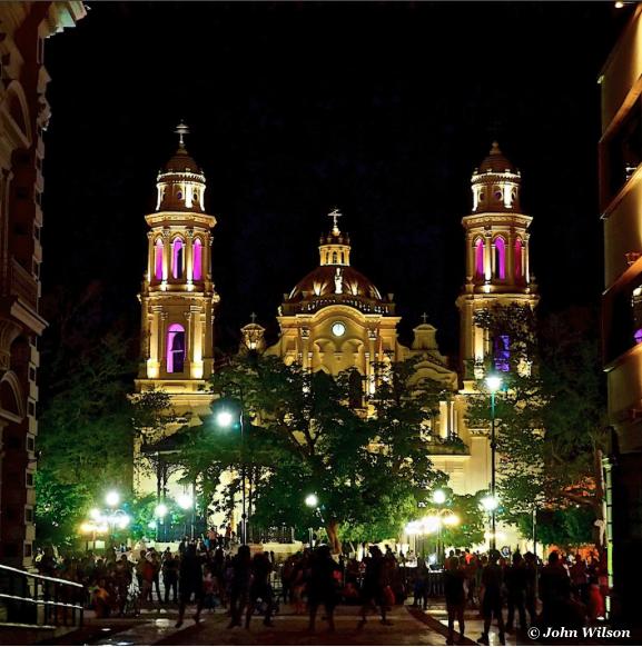 Nightlife in Hermosillo, Mexico