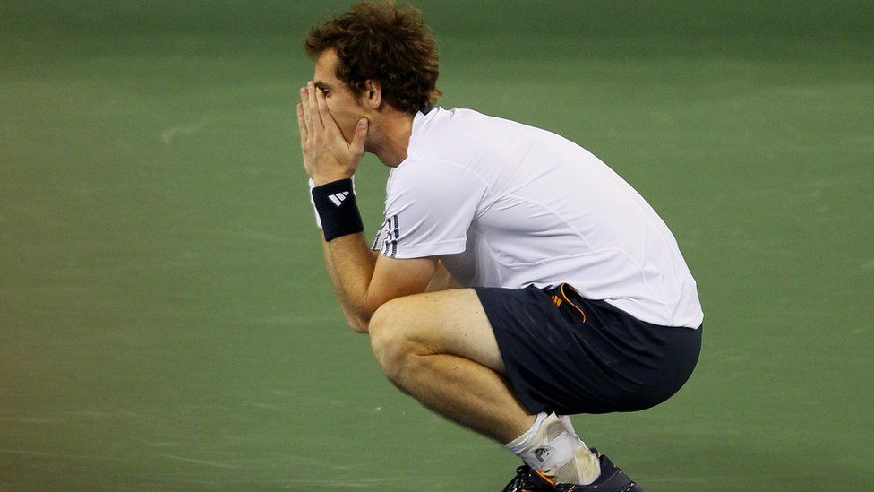 Andy Murray clinches USO 2012 title.