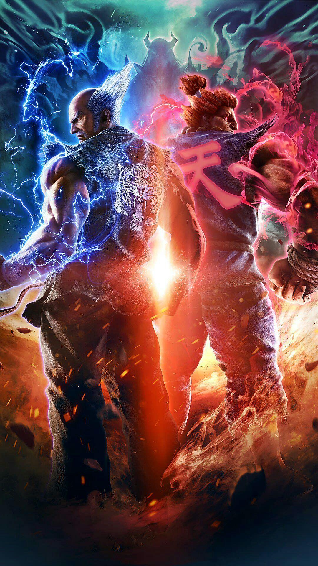 Tekken 7 Games Tekken 7 Tekken Wallpaper Y Videojuegos