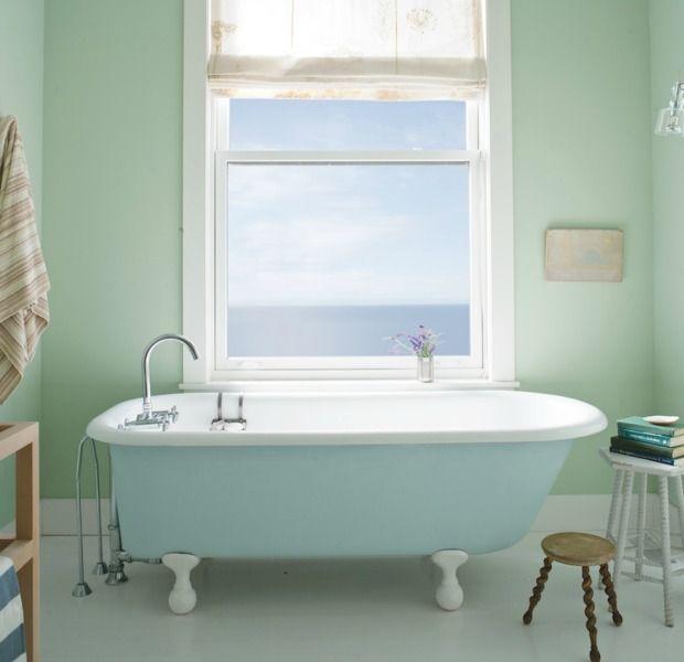 The 10 Paint Colors Designers Always Use | Palladian blue, Benjamin ...