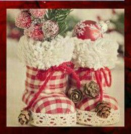 Christmas Things Plaid Rustic Stockings Time Decorations 2015 Halloween Baby Ideas