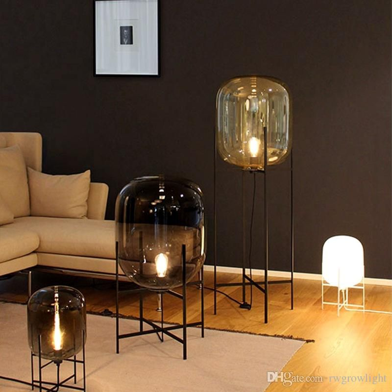 Beautiful Glass Table Lamps For Living Room Ideas Http Hixpce Info Beautiful Glass Table Lamps F Lamps Living Room Glass Floor Lamp Floor Lamps Living Room