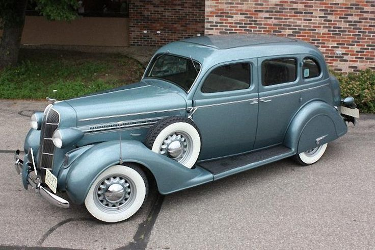 1936 Dodge Touring Sedan Maintenance Of Old Vehicles The Material