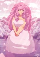 Rose-quartz by TovioRogers