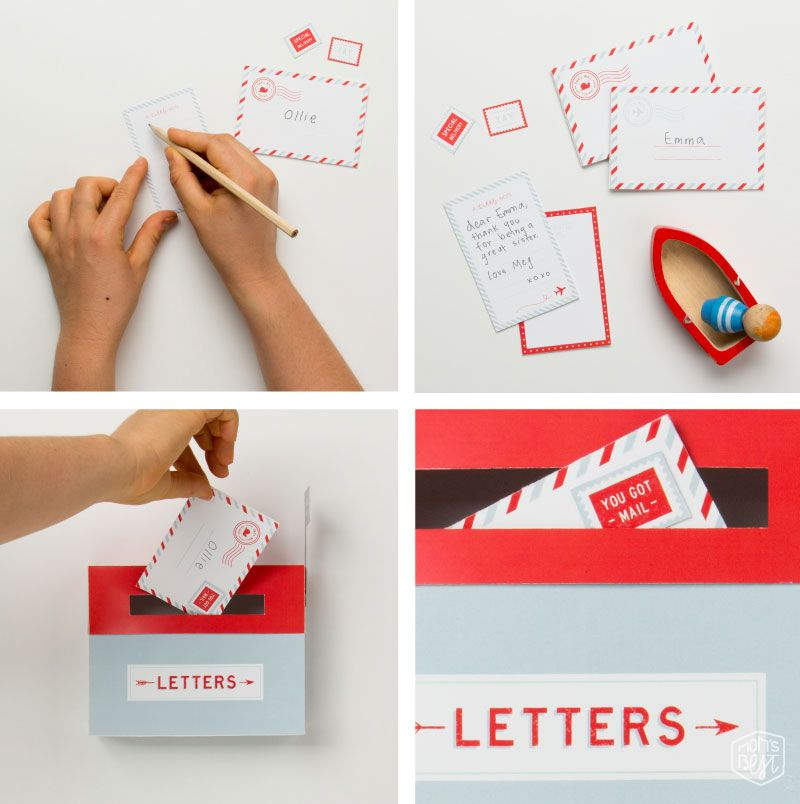 how to send a letter in the mail faster