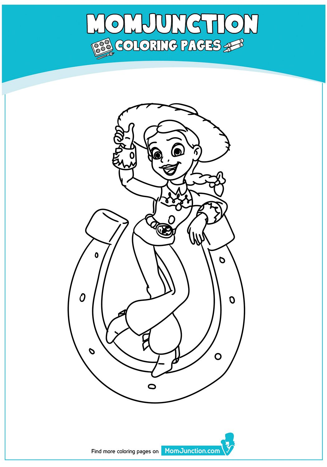 TheStylishJessieTheCowgirl17 Toy story coloring