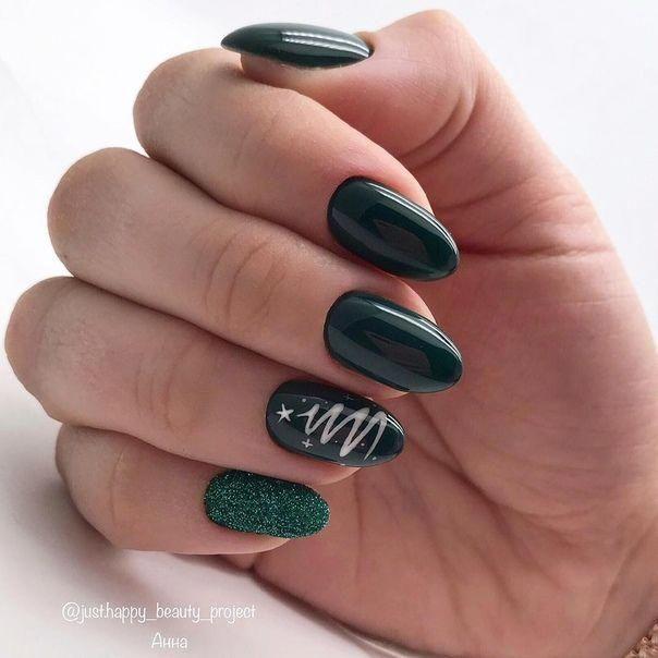 Дизайн ногтей тут! ♥Фото ♥Видео ♥Уроки маникюра #christmasnails #holidaynails