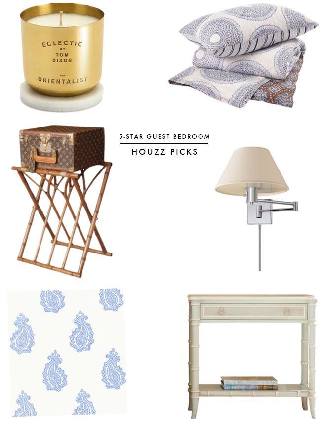 Best Savvy Home Houzz Picks A Five Star Guest Bedroom Guest 400 x 300