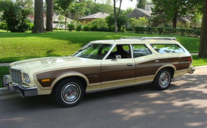 1972 76 Ford Gran Torino Station Wagon Our Family Car Which