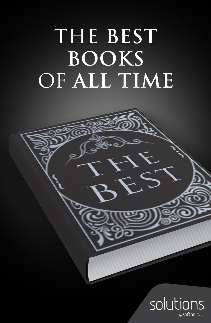25 Best Books Of All Time 2019 Top Lists Softonic Best