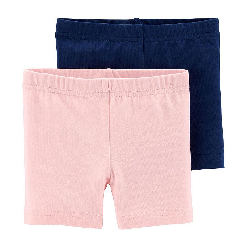 33b54676 Carter's 2-Pk Bike Short - Baby Girl | Products in 2019 | Toddler ...
