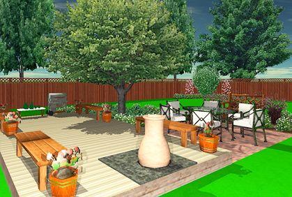 Exceptionnel Best Online Landscape Design Tool Free Software Downloads Design Ideas
