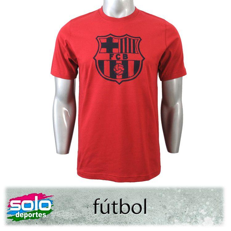 Remera Barcelona Core  Rojo/Azul    Marca: Nike  510020516893651      $219,00 (U$S 45,81)