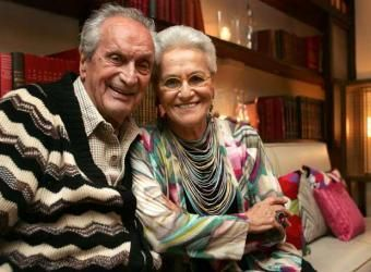 a89163bc3a2d74 Italian Fashion Designers ~  Italian  FashionDesigner  Desiginer ~ Ottavio  and Rosita Missoni Italian fashion ~ The famous Italian fashion house
