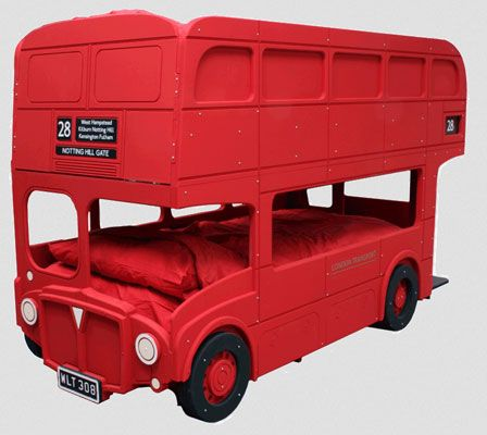 London Routemaster Bunk Bed Thats Awesome Kid Beds
