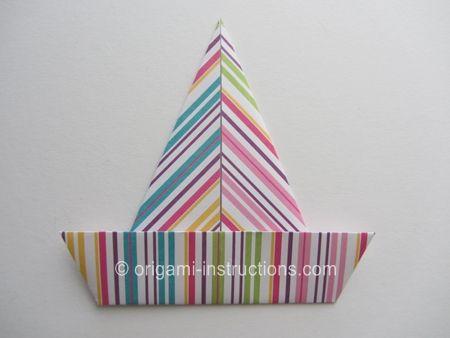 Photo of Origami Modular Spiky Crown Schritt 5