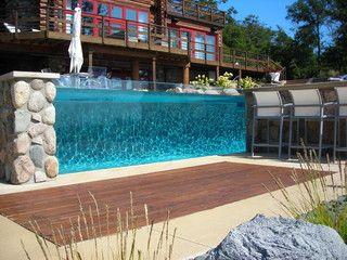 Cool Backyard Walls Google Search Luxury Swimming Poolsswimming