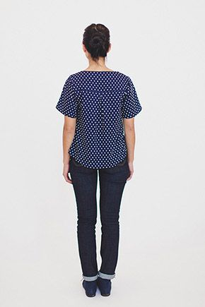 Aster by Colette Patterns | Schnittmuster | Pinterest ...
