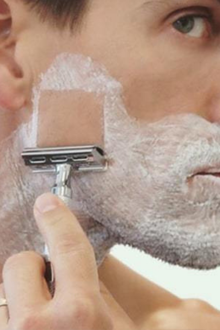 How to Shave Sensitive Skin with a Safety Razor Wet