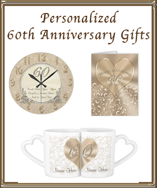 Ideas For 60th Wedding Anniversary Gifts For Parents: Pin By Little Linda Pinda, LLC On 60th Anniversary Gifts