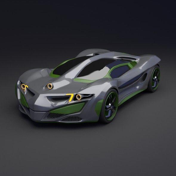 Rhinoster Futuristic Concept Car Futuristic Rhinoster Car Concept Concept Cars Futuristic Vehicles Military Futuristic Cars