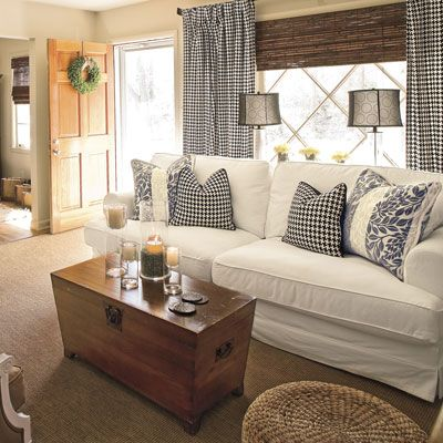 Need a Living Room Makeover? | Living rooms, Cottage living rooms ...