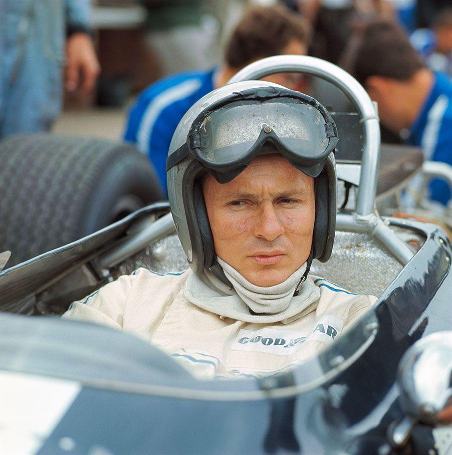 #F1 1967: Bruce McLaren.