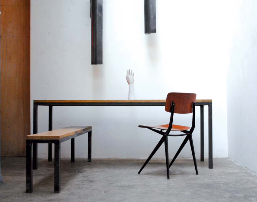 My dream table from Atelier 154 (Paris) | a_live collection ...