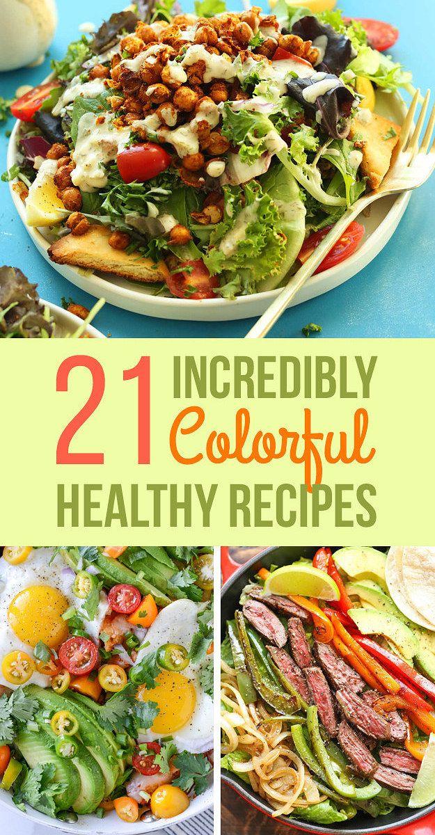 Health food recipes dinner