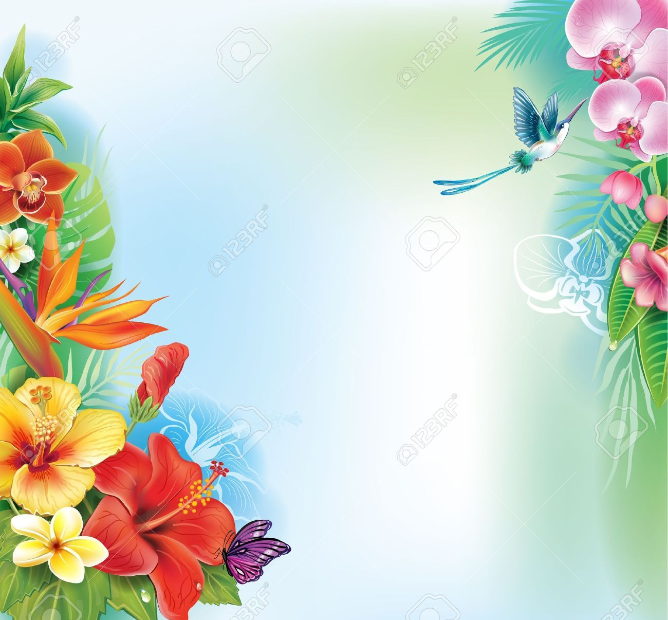Google Clip Art Flowers - Year of Clean Water
