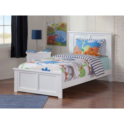 Andover Mills Marjorie Panel Bed Size Twin Products