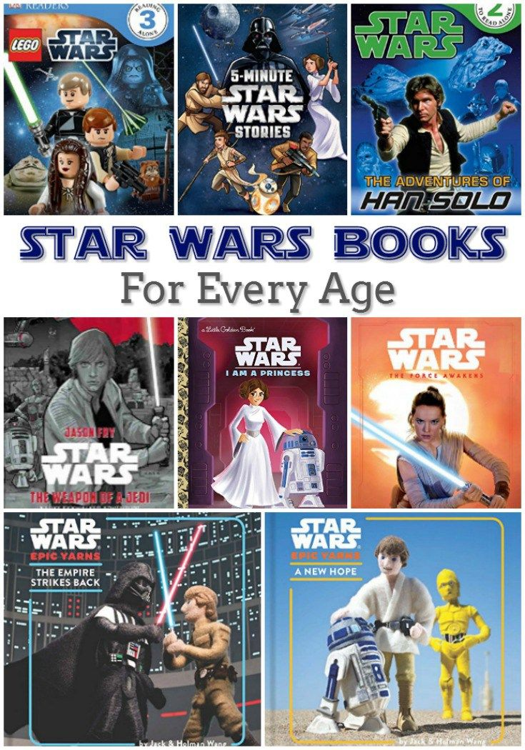 Star wars board books