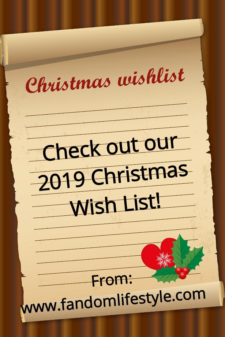 15 Glamorous Christmas Wish List Ideas Fandom Edition In 2020 Christmas Wishes Glamorous Christmas Christmas Wishlist