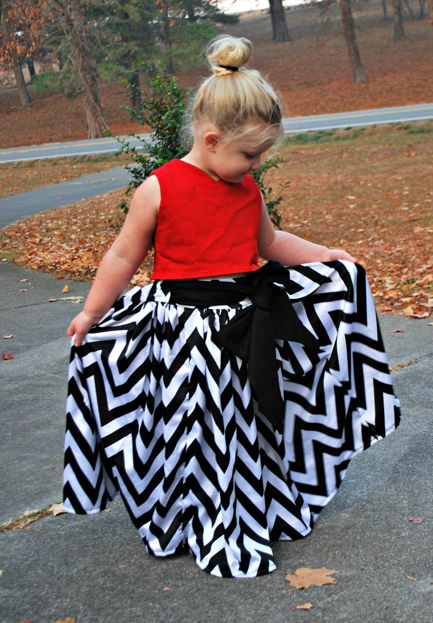 Faelynn S Floor Length Skirt Sizes 2t To 14 Kids And Dolls Pdf Pattern In 2020 Girls Pdf Sewing Patterns Girl Dress Pattern Dress Patterns