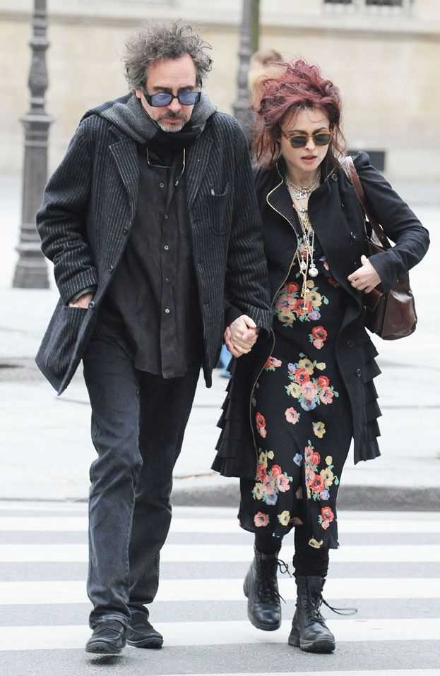 Helena Bonham Carter Tim Burton :) | FROSTA | frosta ...