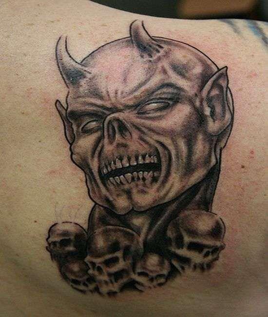 807 Best Lucifer Images On Pinterest: Devil Tattoo Designs