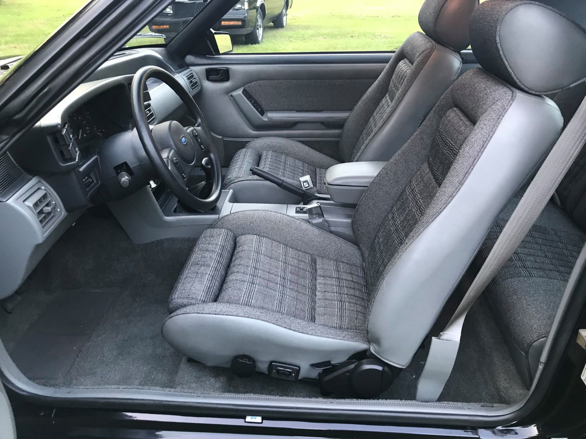 8k Mile 1987 Ford Mustang Gt 5 0 5 Speed Mustang Lx Ford Mustang Gt Mustang Gt