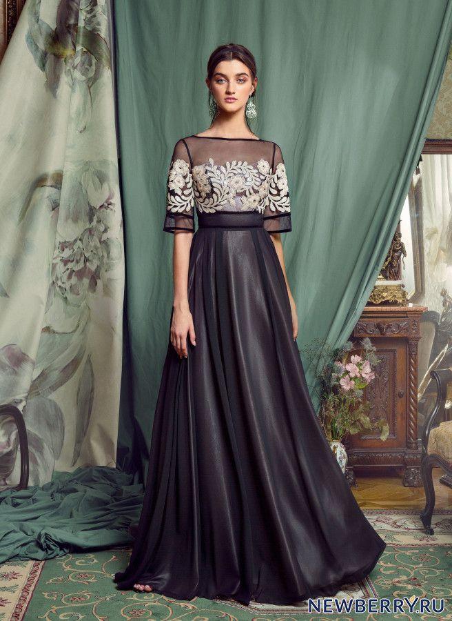купить красивые стильные вечерние платья