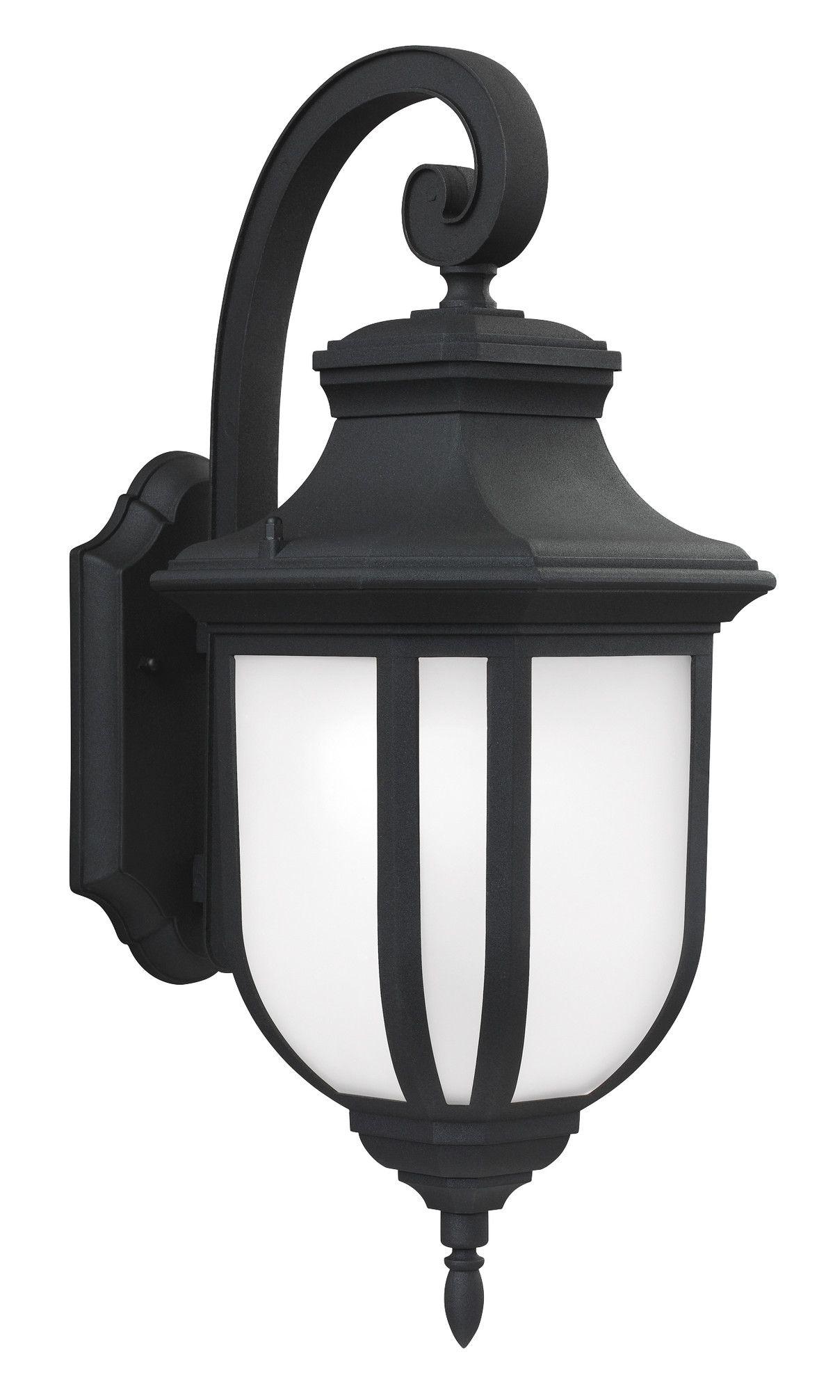 Childress 1 Light Outdoor Wall Lantern