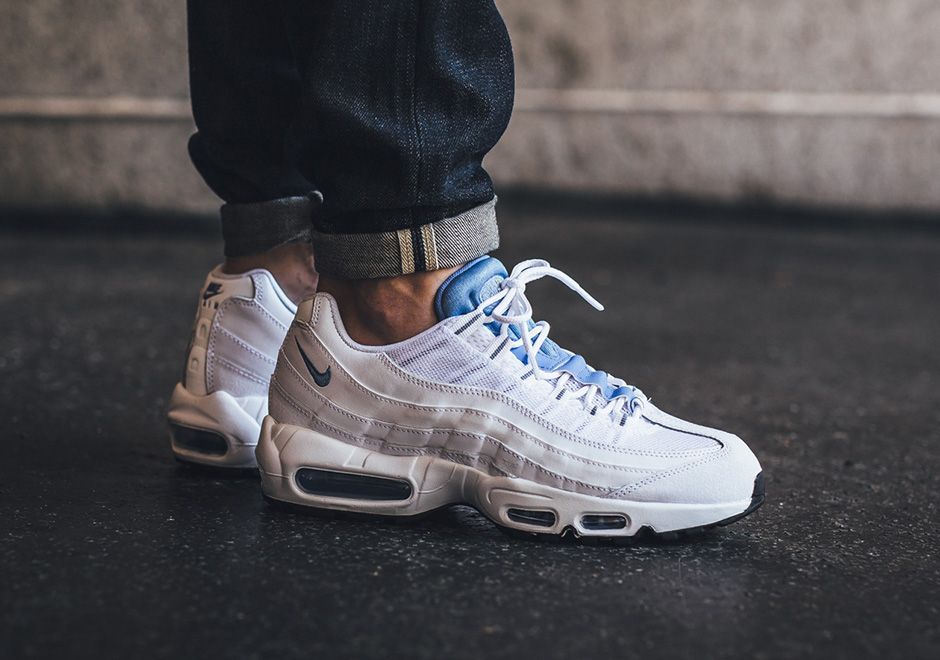 Nike Air Max 95 Chalk Blue 749766 100 Nike Air Max Nike Air Max