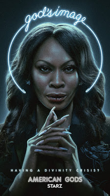 American Gods Season 3 Trailers Clip Featurettes Images And Posters In 2021 American Gods New Movie Posters American