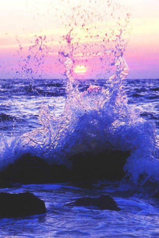 Sweet ɱemories Of Summer Ocean Photography Sunset At The Beach Ocean Photography Ocean Pictures Waves