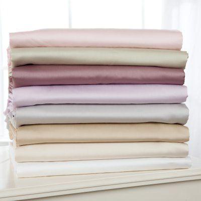 Belle Epoque 420 Thread Count Supima Cotton Sheet Set With Hem Sch Azure 64524s Durable